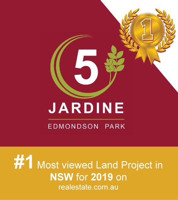 1 Most Viewed Land Project In NSW Feb 2020