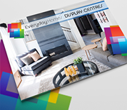 display home brochure