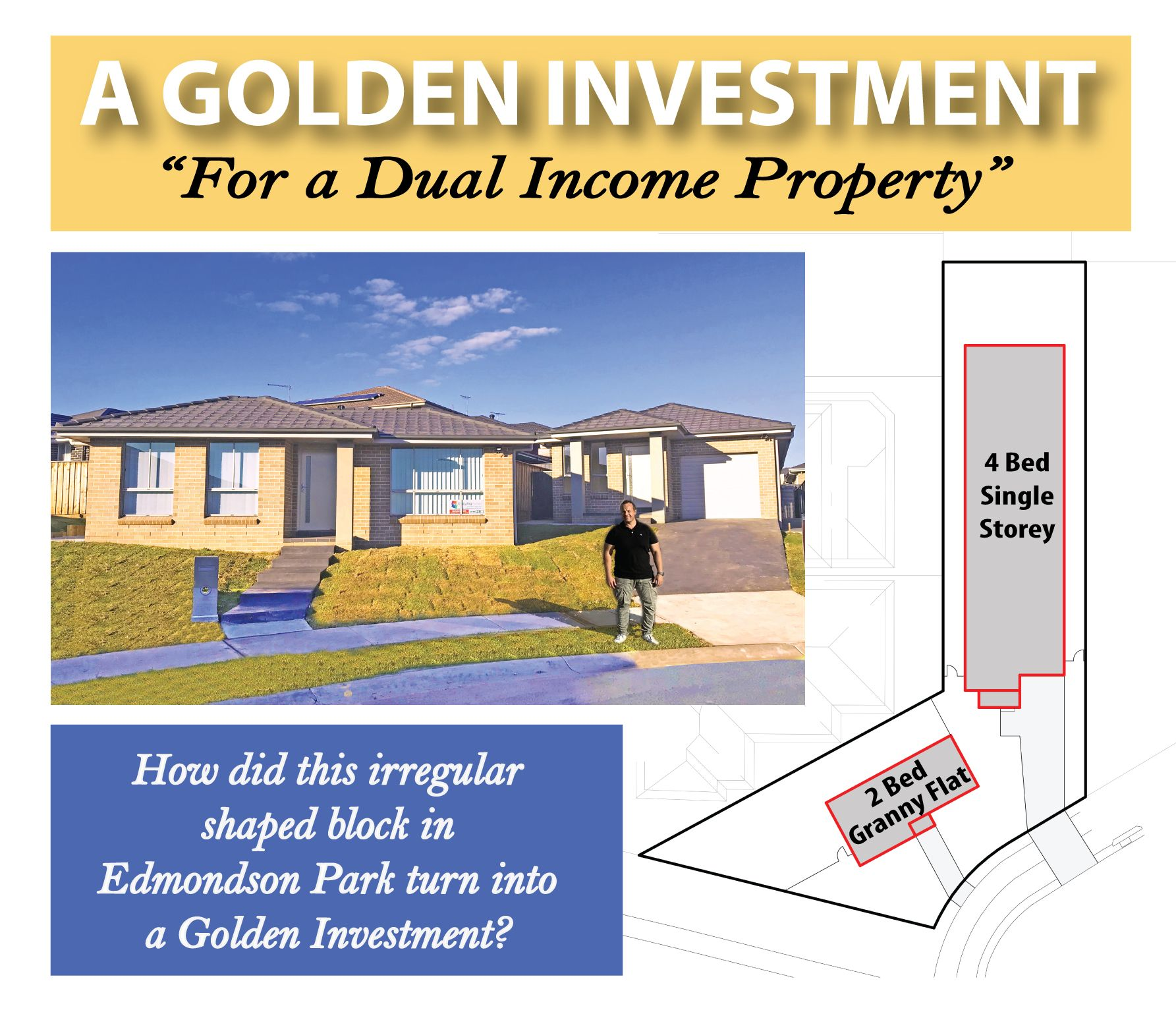 Dual Living Golden Investment